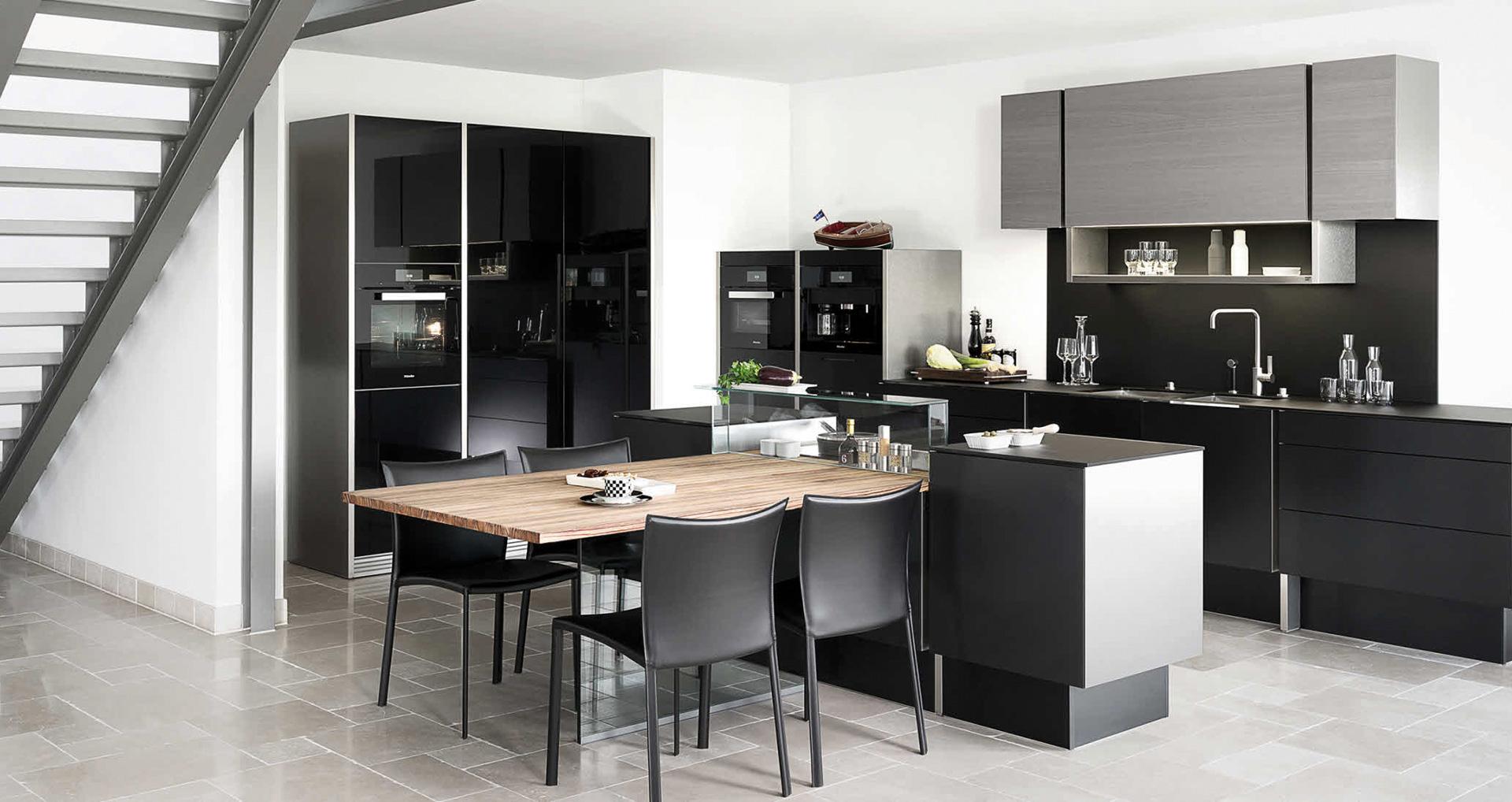 Strohm Einrichtungen l Küche