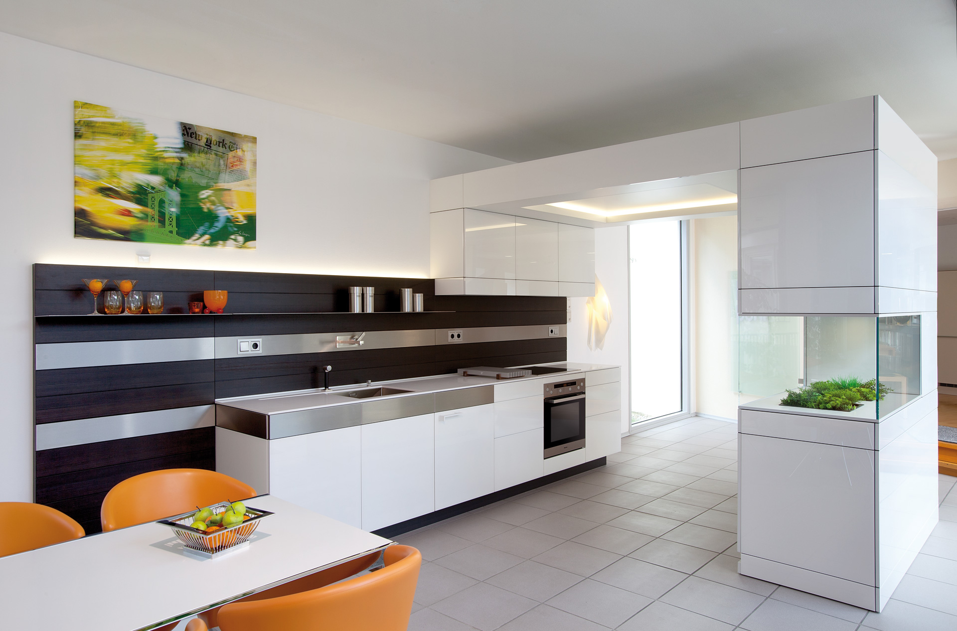 strohm einrichtungen l k che. Black Bedroom Furniture Sets. Home Design Ideas